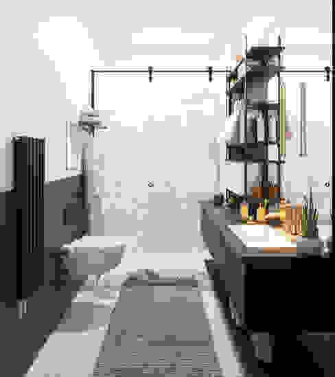 ArchSia – banyo: modern tarz , Modern