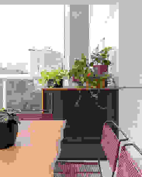 Apartamento JR Estúdio MDN Varandas