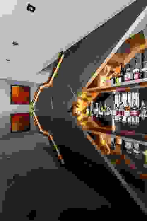 Interlace Modern living room by Summerhaus D'zign Modern