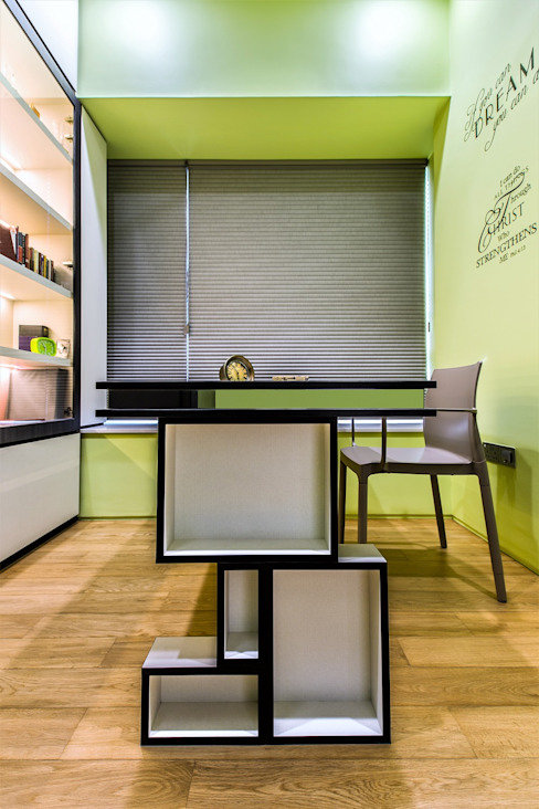 Modern style study/office by Summerhaus D'zign Modern