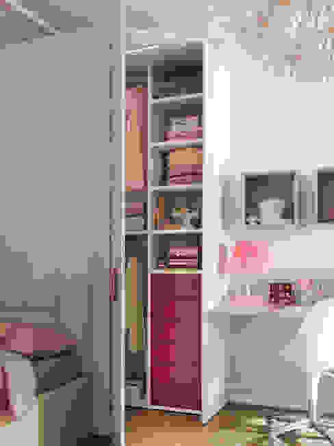 Cabina armadio Wide di Moretti Compact Moderno