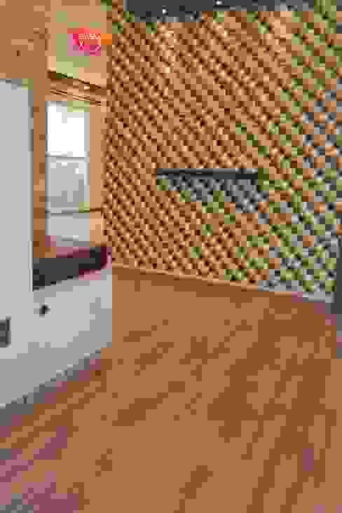 Wooden Flooring! by Mansha Interior Classic