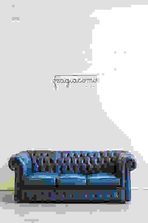 Stand fiera White per Fragiacomo MM Company Allestimenti fieristici moderni