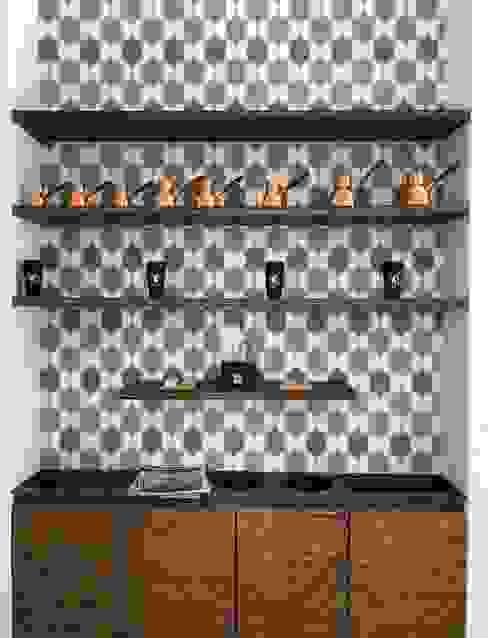 mueble / display venta / preparación cafe Gastronomía de estilo moderno de DE LEON PRO Moderno