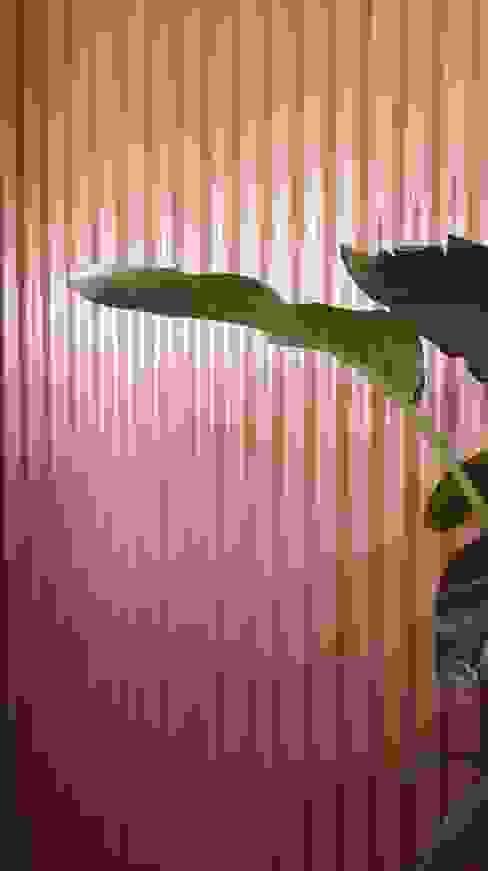 O Ponto de Partida Rafaela Fraga Brás Design de Interiores & Homestyling Espaços comerciais eclécticos Alumínio/Zinco Vermelho