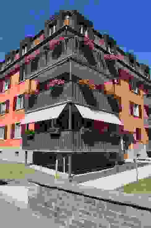 Wohnsiedlung GBS Zürich-Wipkingen Klassische Häuser von Peter Kaelin Architekten GmbH Klassisch