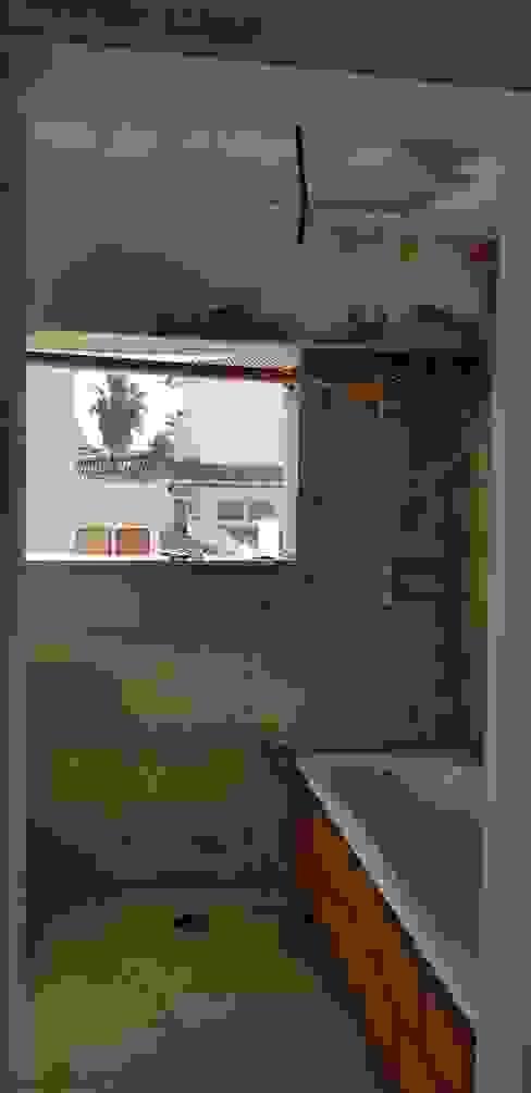 Remodelação de Casa de Banho Congrau Engenharia