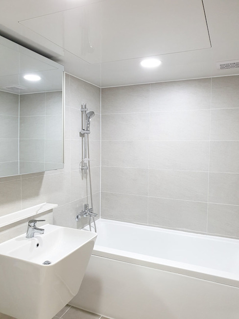 동수원자이1차 아파트인테리어 디자인모리 모던스타일 욕실