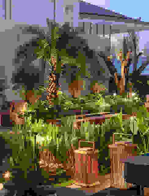 CASACOR 2019 JOÃO JADÃO PAISAGISMO Jardins tropicais