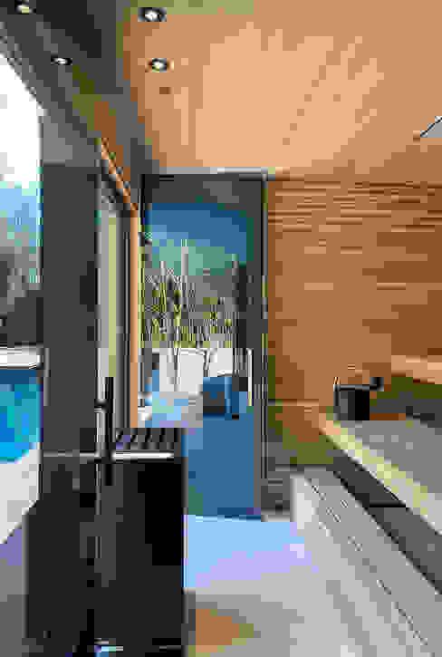 _i+d* Sauna Wood Black