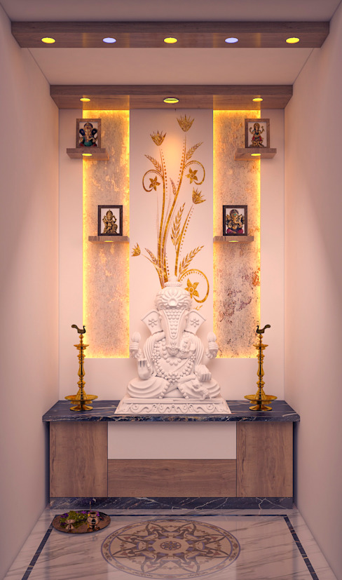PUJA ROOM by Inside Element