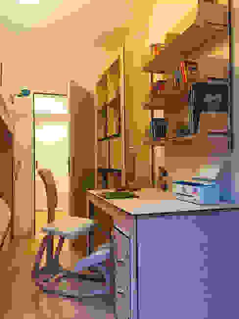 Studio di Architettura, Interni e Design Feng Shui Minimalist nursery/kids room