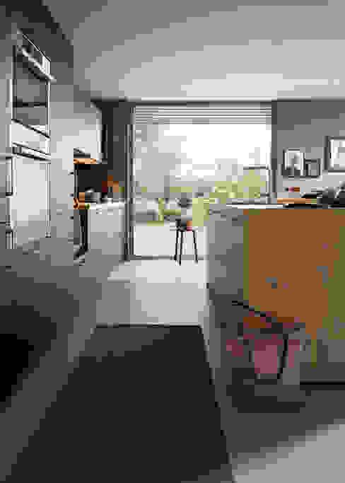 Viel Stauraum - weil Funktion genau so wichtig ist wie Design Spitzhüttl Home Company Moderne Küchen