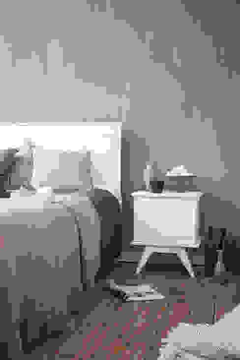 Old Romance Fresco Krijtverf Pure & Original Moderne slaapkamers van Pure & Original Modern