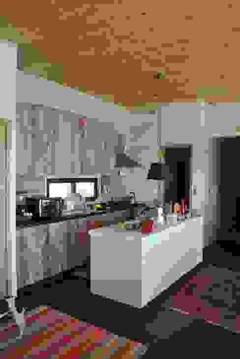 Cabaña ¨Puertecillo AtelierStudio Cocinas equipadas