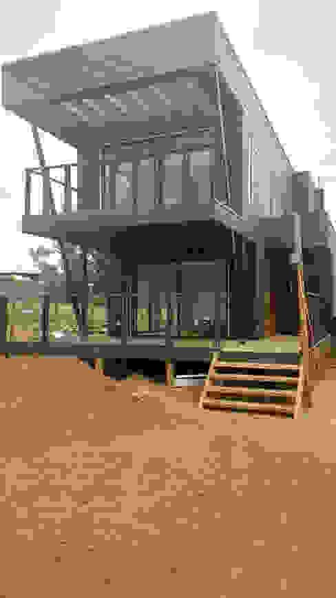 Cabañas en Maitencillo AtelierStudio Casas de madera