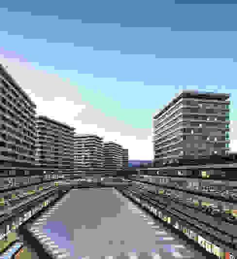 Downtown Bursa Modern Evler TAG DESIGN LAB Modern