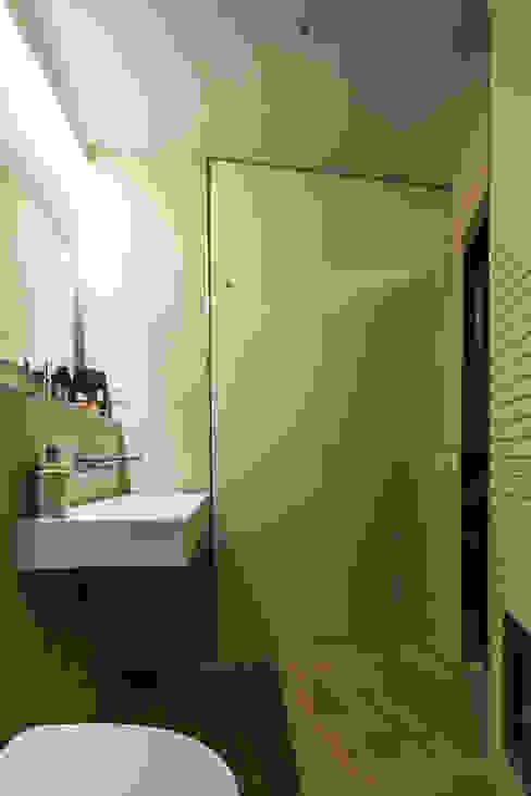 Decoración de Baño Baños de estilo moderno de Antonio Calzado 'NEUTTRO' Diseño Interior Moderno Cerámico