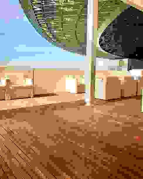 Exterpark Museum Modern Parket