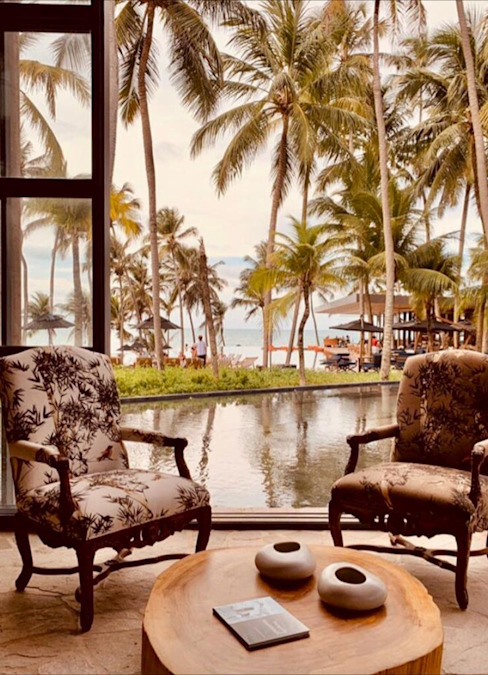 Camacã Design em Madeira Garden Furniture