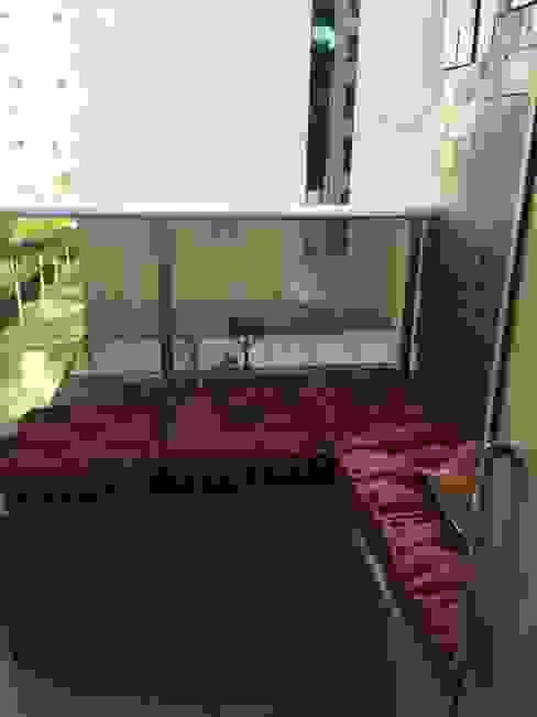 Marcelle de Castro - arquitetura interiores Balcony