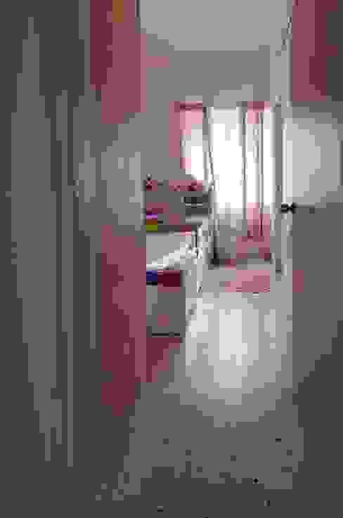 Ideation Design Moderne Schlafzimmer Holz Weiß