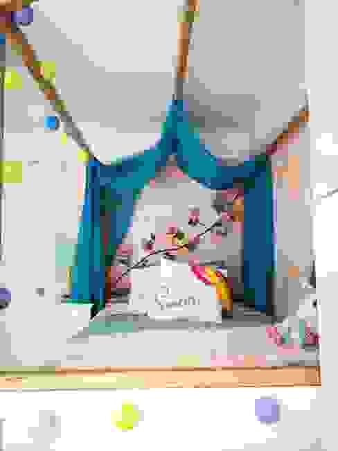 Decoración habitación infantil de Lagom Studio Moderno