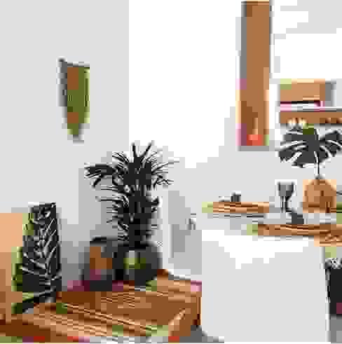 Sala de Jantar Salas de jantar modernas por TS & MV Arquitetura e Interiores Moderno
