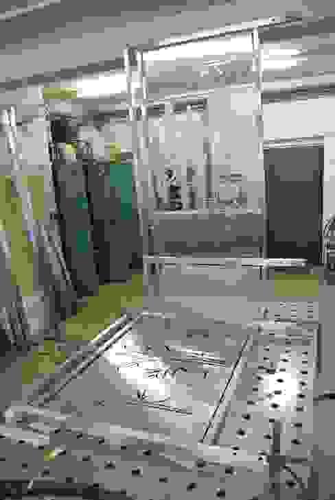 Edelstahlarbeit von Edelstahl Atelier Crouse: Asiatisch