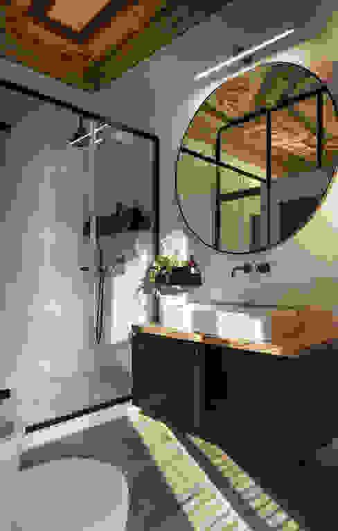 master bathroom Obor S.r.l. Bagno eclettico