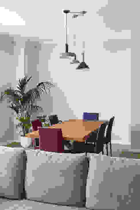 Lascia la Scia S.n.c. Modern Dining Room Blue