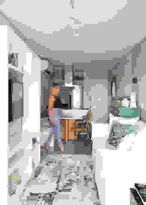 INSIDE ARQUITETURA E DESIGN Living room