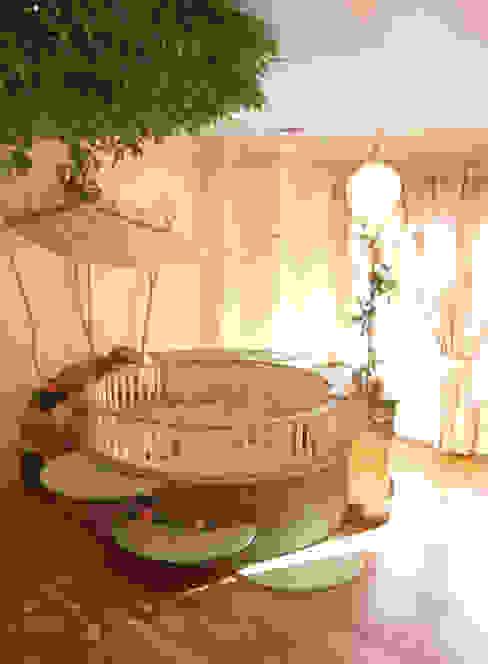 Fairyland Bedroom Adaptiv DC Girls Bedroom Wood Beige