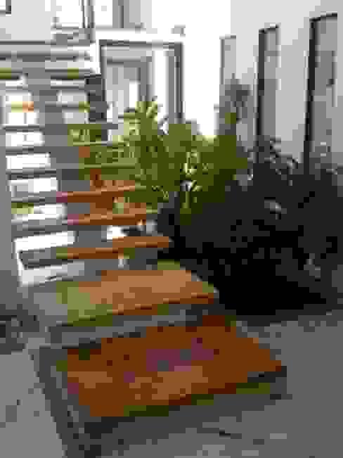 Olguin Arquitectos Stairs