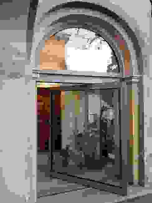 Opendoor Italia Front doors Iron/Steel Grey