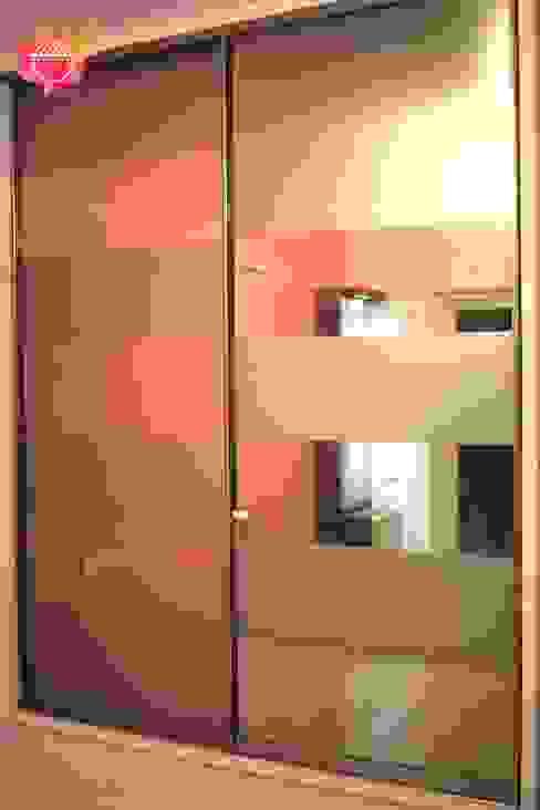 Wardrobe Designs Beyond Imagination! Mansha Interior Modern style bedroom