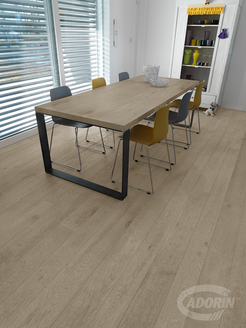 by Cadorin Group Srl - Italian craftsmanship Wood flooring and Coverings 모던