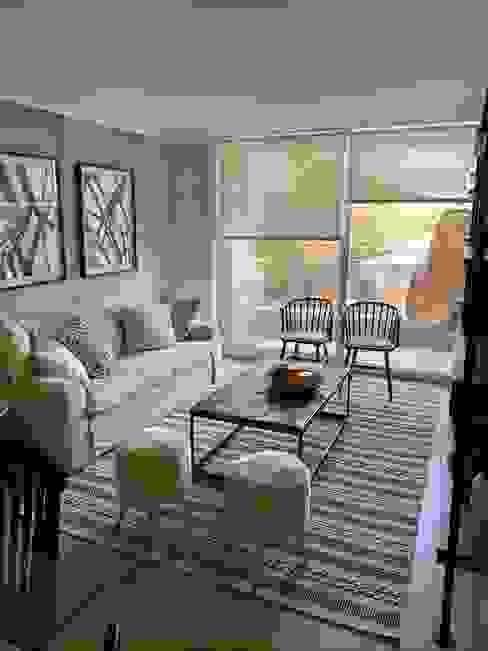 AC Proyecta Modern living room