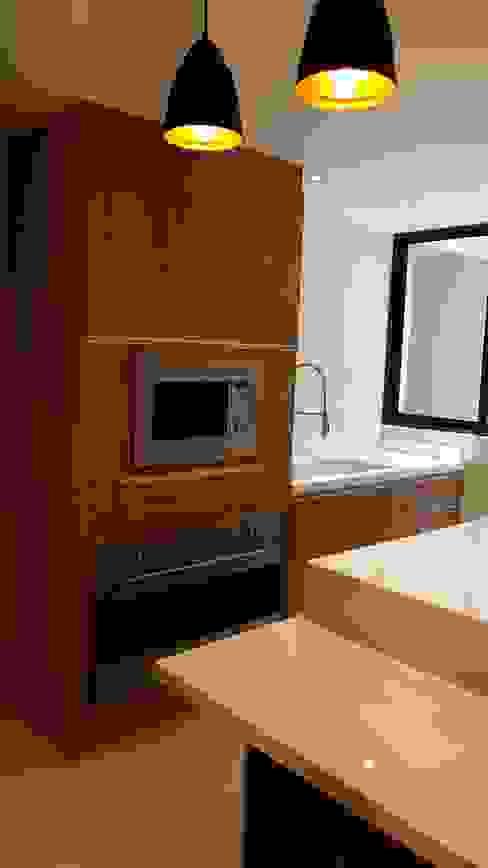 Amétrico Estudio Built-in kitchens