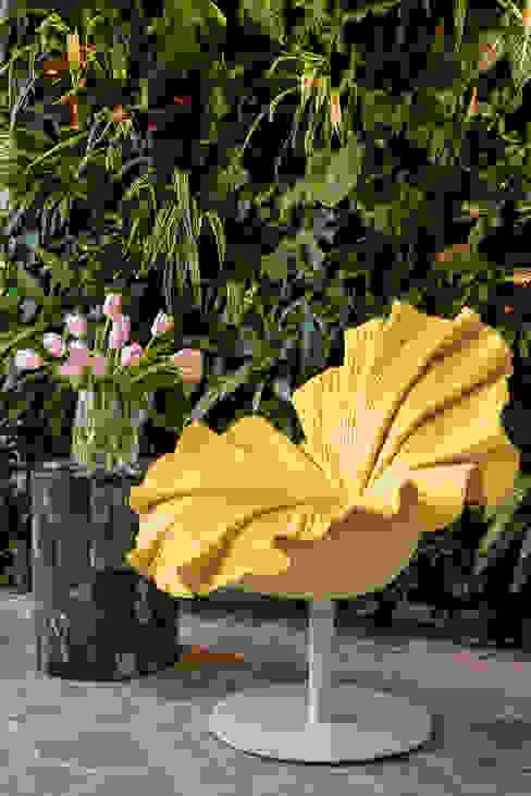Kenneth Cobonpue Bloom Chair Design Intervention Balcony