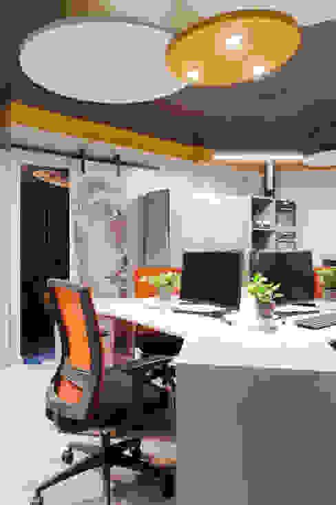 Cowork Casa Foa 2019 de Kaa Interior | Arquitectura de Interior | Santiago Industrial