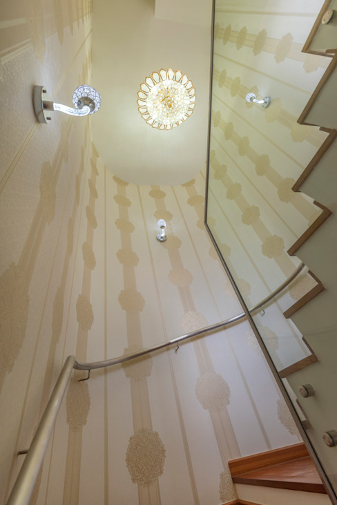 E modern Interior Design Stairs