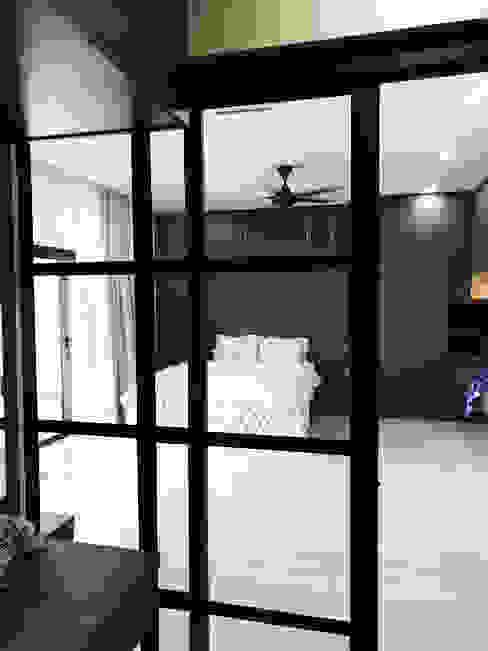Architectural / Interior Design - Semi D (Jarom) Dterri Interior Design Modern style bedroom