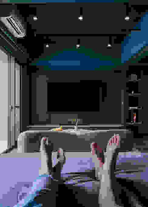 在家躺好 ft.腦公視角 根據 漢玥室內設計 現代風