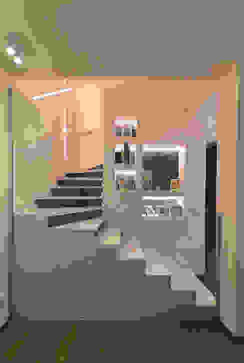 scala Biondi Architetti Scale Vetro Bianco