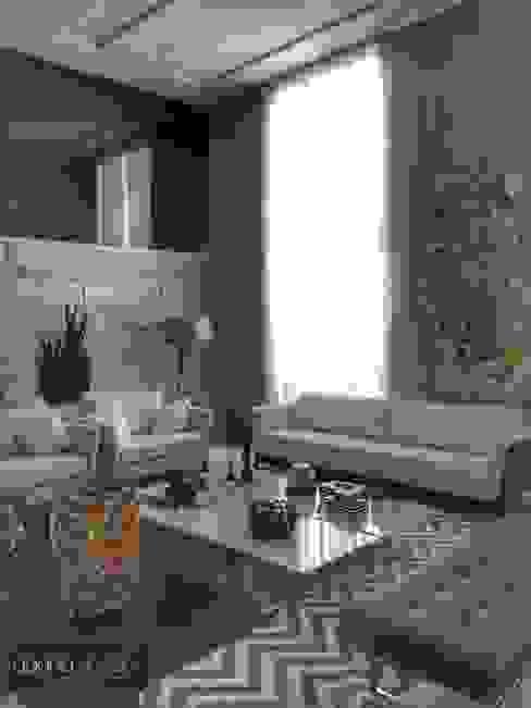 Casa Metropolitana Aadna.Design Sala de estarAcessórios e Decoração