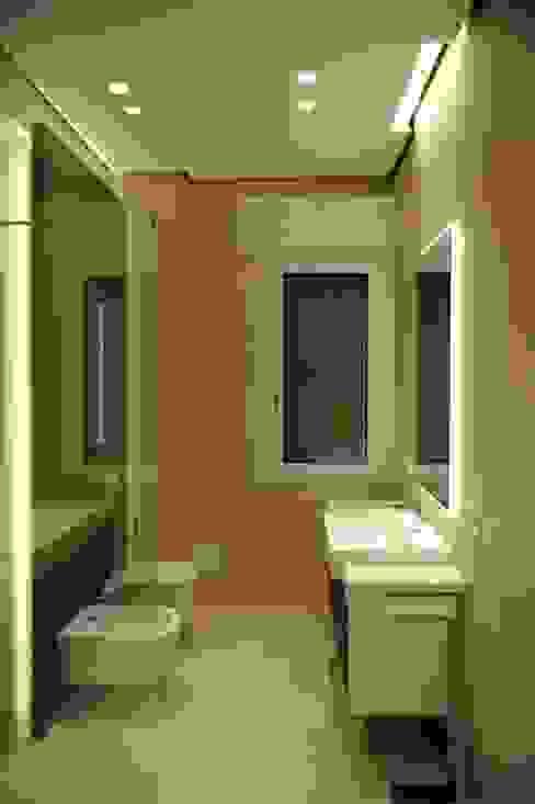 progetto bagno Interior Design Stefano Bergami Bagno moderno