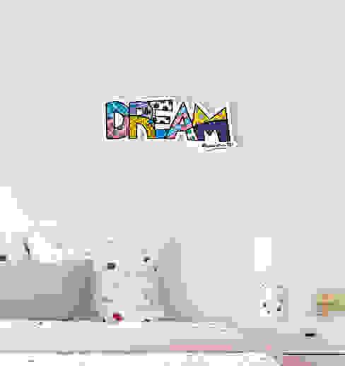Art Panels Rombero Britto Camera da letto moderna di Creativando Srl - vendita on line oggetti design e complementi d'arredo Moderno