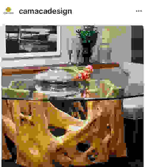 Camacã Design em Madeira Dining roomTables Kayu