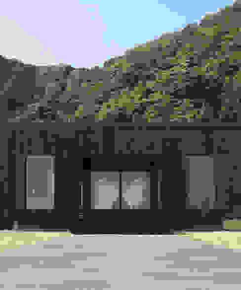CSH #17 K house の NASU CLUB オリジナル 木 木目調